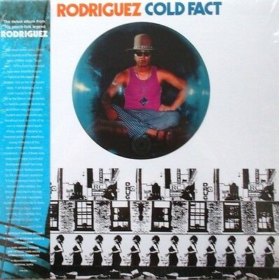 Rodriguez Cold Fact 180GR NEW OVP Light In The A. Vinyl LP
