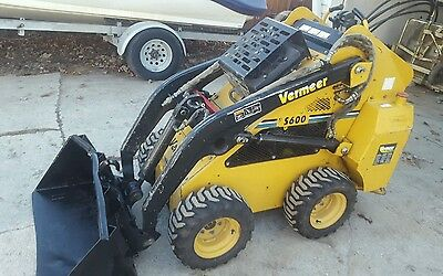 Vermeer S600  Mini-Skid Steers Loader Compact Wheel Loader Dingo