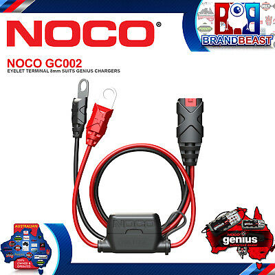 Noco Gc002  Eyelet Terminal 8mm Suits Genius Chargers