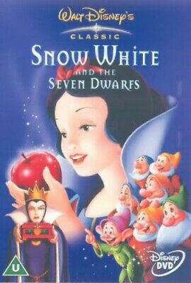 Snow White And The Seven Dwarfs [1937] [DVD] [1938] - DVD  BJVG The Cheap Fast
