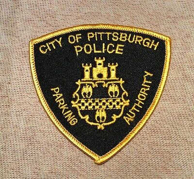 PA Pittsburgh Pennsylvania Parking Authority Police Patch