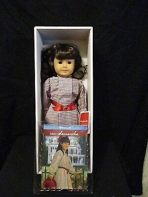 Retired American Girl Samantha Doll New NEWINBOX  Original