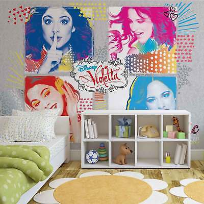 WALL MURAL PHOTO WALLPAPER XXL Disney Violetta (1786WS)