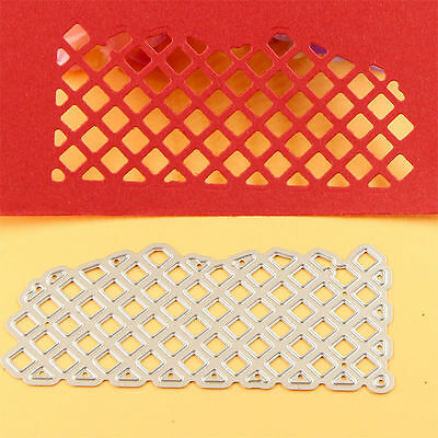 Hollow Out Collage Cutting Dies Stencils DIY Scrapbooking Album Paper Card Craft