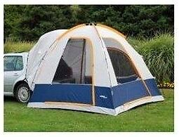 NAPIER Sportz Dome-To-Go Tent 4 Person hatchbacks and station wagons vehicles