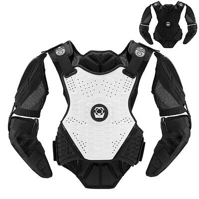 Atlas Guardian Mens Motocross Off Road Dirt Bike Chest Protectors