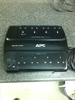APC Back-UPS ES550 Battery Backup