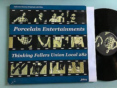 LP ITALY 2000  Thinking Fellers Union Local 282 – Porcelain Entertainments