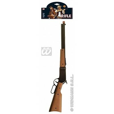Rifle Novelty Prop for Cowboy Wild West Fancy Dress Accessory