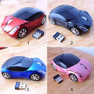 mini 2.4G Souris Sans Fil 1600DPI USB wireless mouse pour PC Laptop voiture