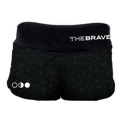 The Brave Women's Training Shorts - Astro The WOD Life Crossfit
