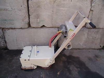 Edco Cd-5 Concrete Scabbler 5 Head Grinder Scarifier Works Great #2