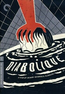 Diabolique (Criterion Collection) [New DVD] Black & White, Full Frame, Special
