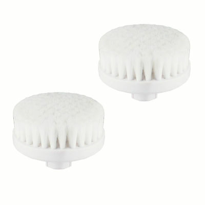 New Spin For Perfect Skin Replacement Daily Cleansing Brush Heads - 2 Pack