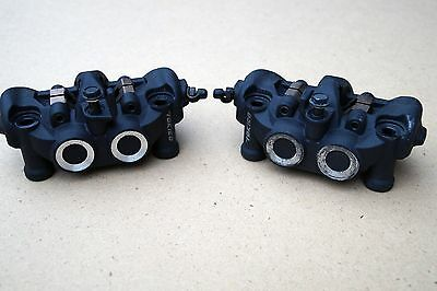 Kawasaki ZX10R Front Brake Calipers with Pads 2008 2009 2010