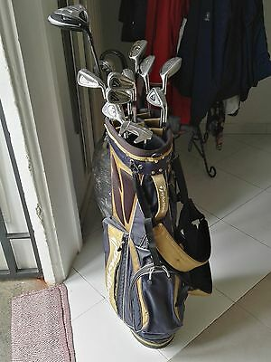 Set Golf completo Borsa - Driver- Ferri - Put