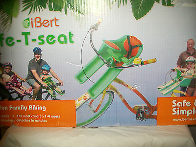 iBert Safe-T-Seat Green Up to 38lbs