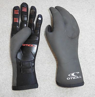O'Neill Mens Winter Wet Suit Gloves, size L (UK), 3 mm, brand new