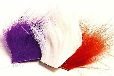 Arctic Runner Hair Assorted Colours From Veniards Fly Tying Materials