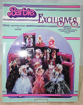 Barbie Exclusives - Dept.Stores Specials / PorcelainTreasures / Disney book Buch