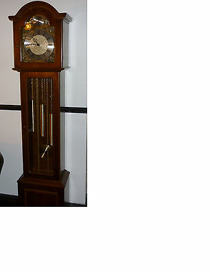 Grandfather/Daughter Clock With Westminster Chimes