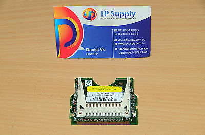 Cisco WS-CF-UPG 73-10224-05 C0 SP CompactFlash Boot Disk Flash Adapter SUP720