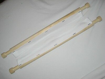 New Ita Cross Stitch Rotary Frame Spare Rods