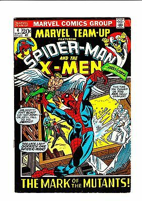 Marvel Team-Up #4 (Sep 1972, Marvel)