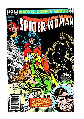 Spider-Woman #37 (Apr 1981, Marvel)