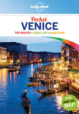 Lonely Planet Pocket Venice (Travel Guide) - BRAND NEW PAPERBACK