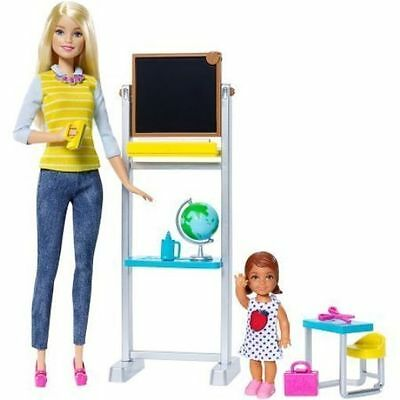 Barbie Careers Teacher Doll and Playset *** MATTEL ***