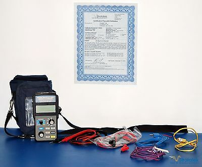 Altek 830 Multifunction Process Calibrator - NIST Calibrated + Warranty