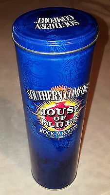 House of Blues Southern Comfort collectible tin