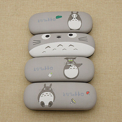 Anime Totoro Glasses Case Holder Eyeglasses Spectacles Box Organizer Gift Random