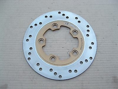 Daelim S1 125 2011 Mod Rear Brake Disc Good Cond