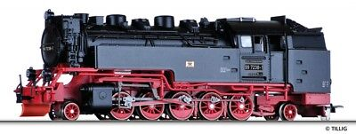 Tillig 02926 H0M Steam Locomotive 99 23-24 HSB EP V