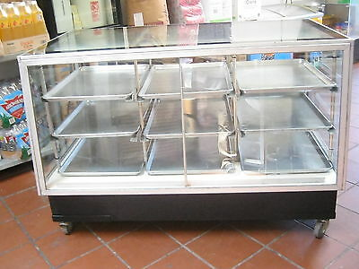 Bakery display case