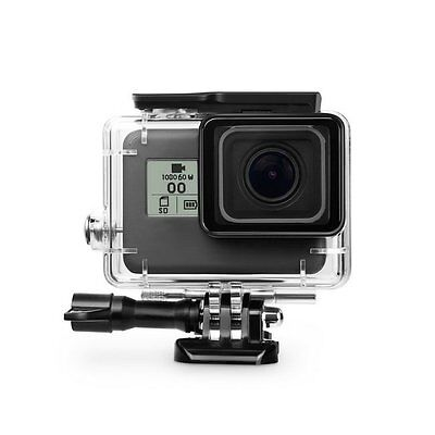 Dive Waterproof 45M  Housing Protective Case Shell Fr Gopro Hero 5 Action Camera