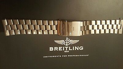 Breitling Original Bracelet In Titanium For Aerospace Avantage Full Link Pv1200€