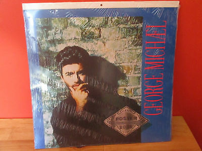 George Michael Rare Poster Book 1991 Winterland Productions Rock Express