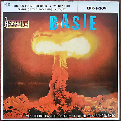 Count Basie & His Orch. - Basie - Whirly-Bird / Duet - 7' Ita 1958 Ep 45 Giri