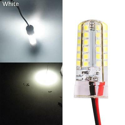 New 12V White Underwater LED Fishing Light Night Boat attracts fish Squid
