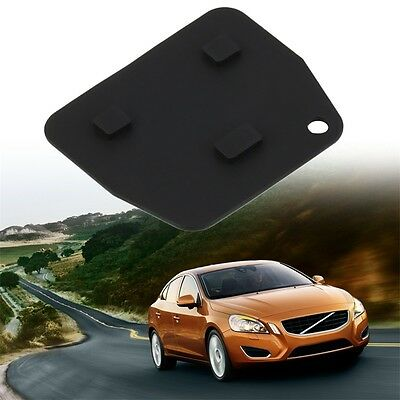 3 Button Car Remote Key Fob Rubber Pad For Toyota Avensis Corolla Lexus MS