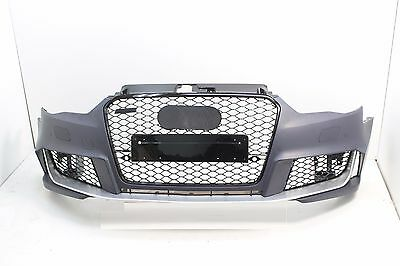 Audi A3 RS3 8V0 2012- RS look grill complete front bumper NEW COMPLETE