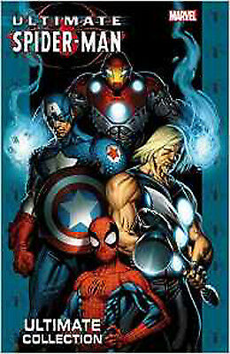 Ultimate Spider-Man Ultimate Collection Vol. 6, New, Bagley, Mark, Bendis, Brian