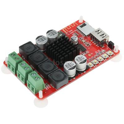TPA3116 50W+50W Bluetooth 4.0 Audio Receiver Amplifier Board With 5 Buttons R0I9