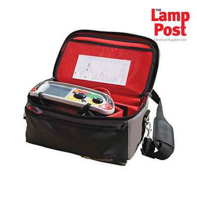 CK Tools MA2638 Magma Test Meter Equipment Case & Tool Bag with Shoulder Strap