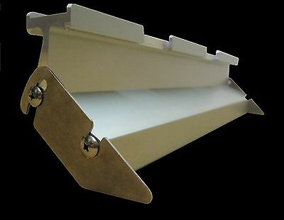 "18"" Flood Bar for M&R press, Silk Screen Squeegee, Aluminum Printing Squeegee"