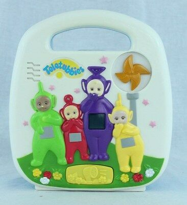 Teletubbies Musical Dream Scenes Projector Crib Soother MISSING Straps