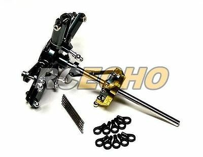 Flybarless Metal 5 Main Rotor Head for Align T-REX 450 Helicopter RH243